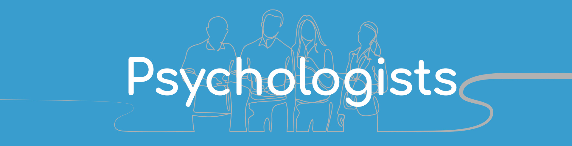 Fully qualified psychologists and psychiatrists