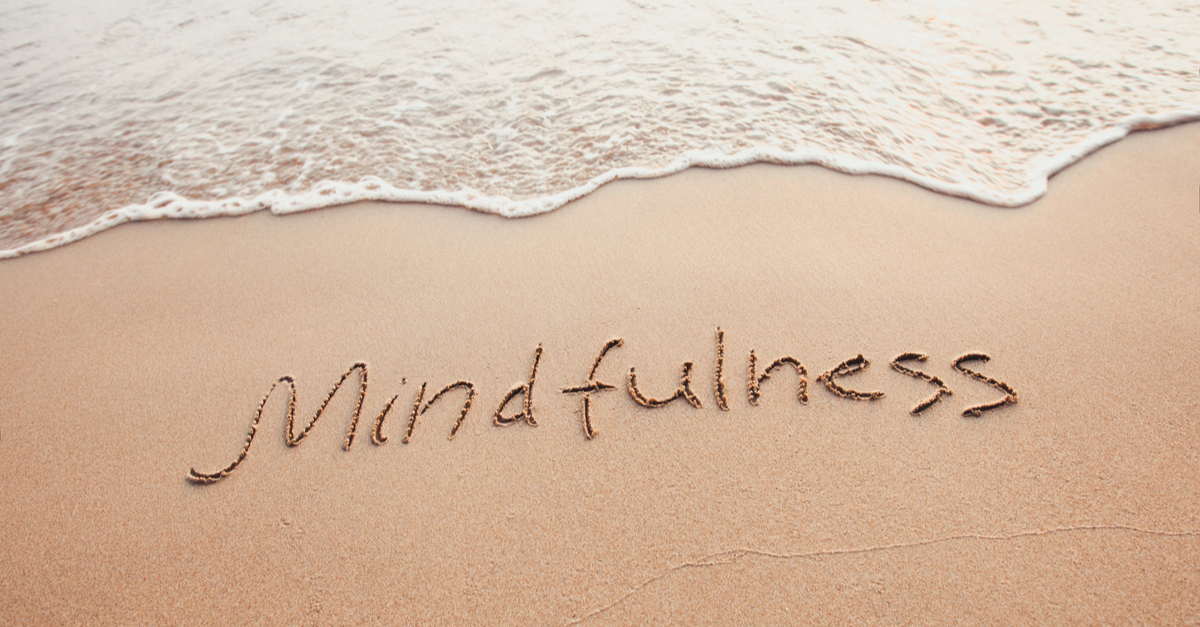 Mindfulness to reduce stress
