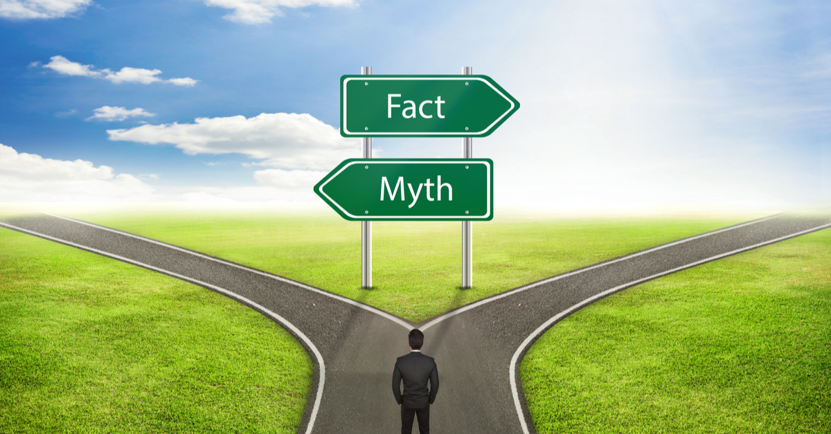Myths and facts about mental health